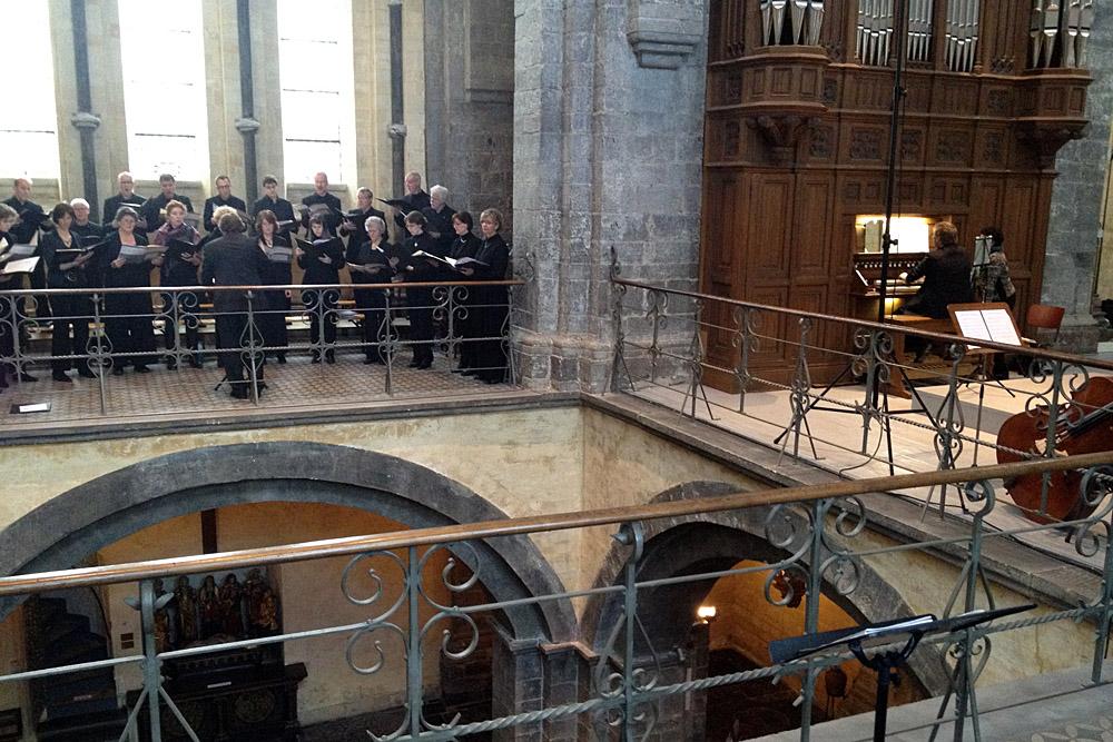 Silhouet Munsterkerk Orgel